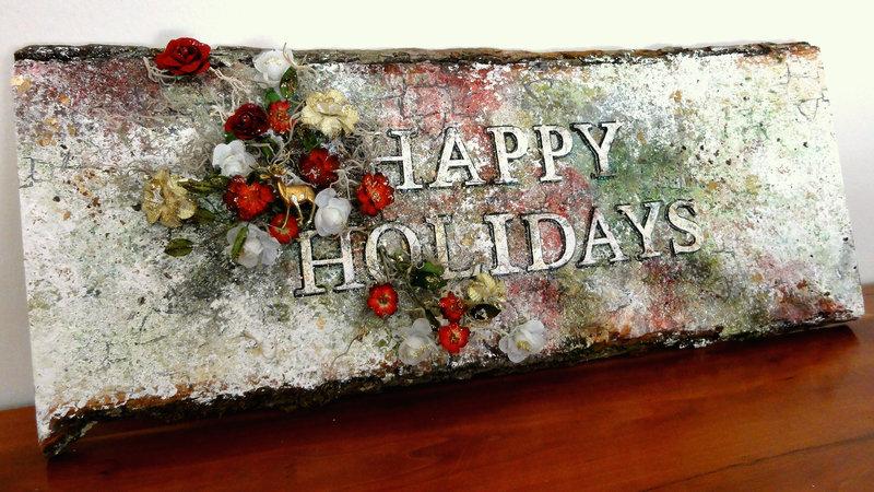 Clearsnap Handmade Holidays Blog Hop