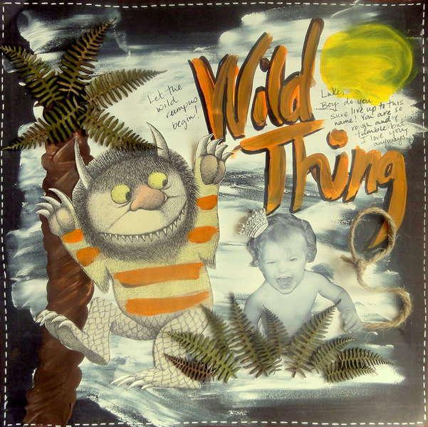 CSI #15 Wild Thing