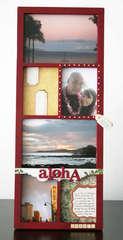 Aloha Photo Display