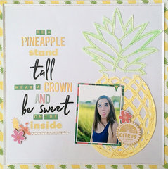 Be A Pineapple *Cocoa Daisy*