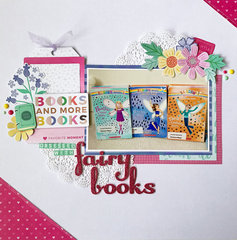 Fairy Books *Stuck?! Sketches*