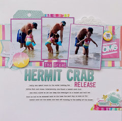 The Great Hermit Crab Release *Cocoa Daisy*