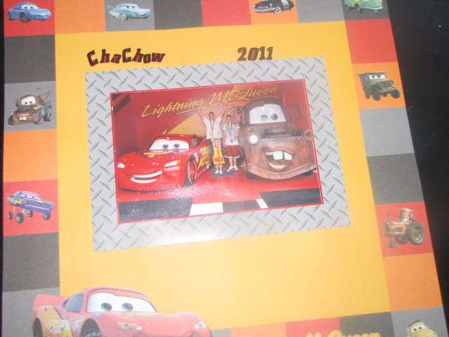 Cha Chow