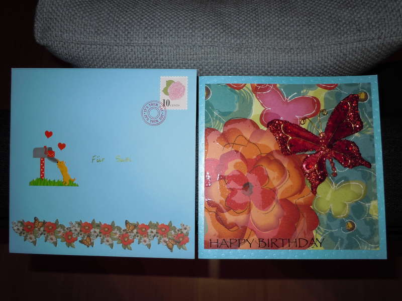 card and envelop