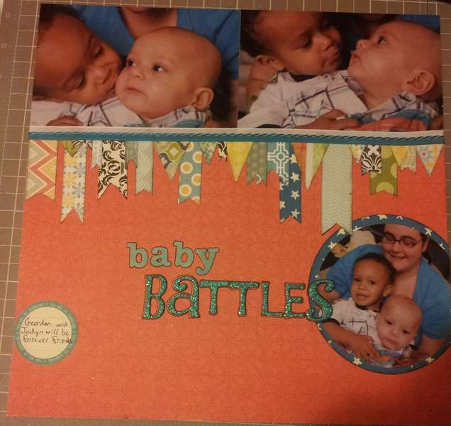May Boys Boys Boys challenge-baby battles