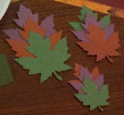 EVen More Embellishments for Oct Kit Challenge-Fall