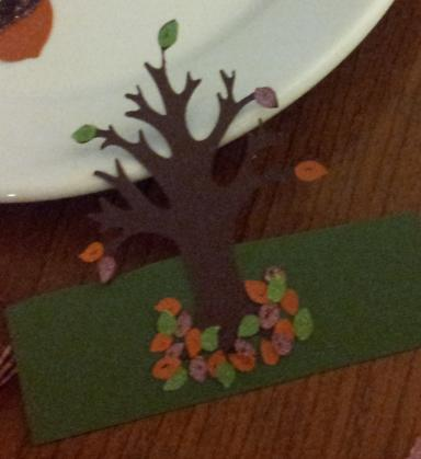 Embellishments for Oct Kit Challenge-Fall