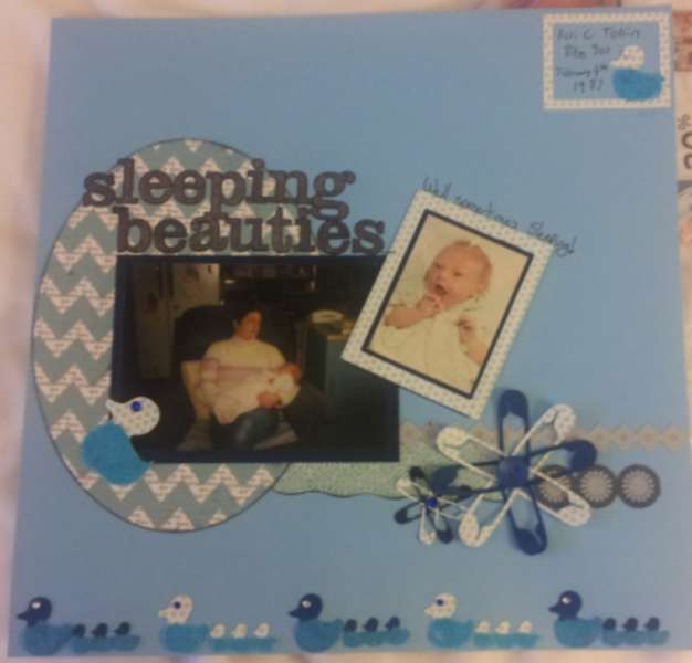 Sleeping beauties