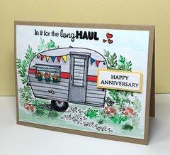 Anniversary Trailer card