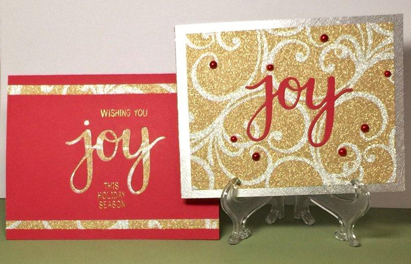 Holiday Joy Card