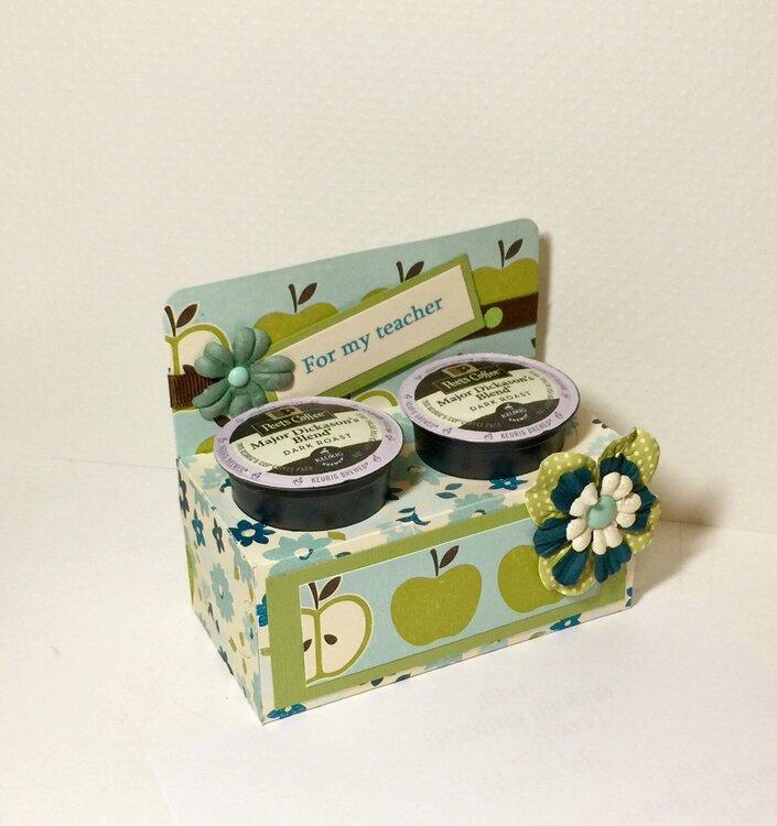 K-Cup Coffee Gift Box