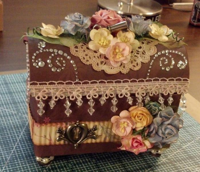 New Treasure chest
