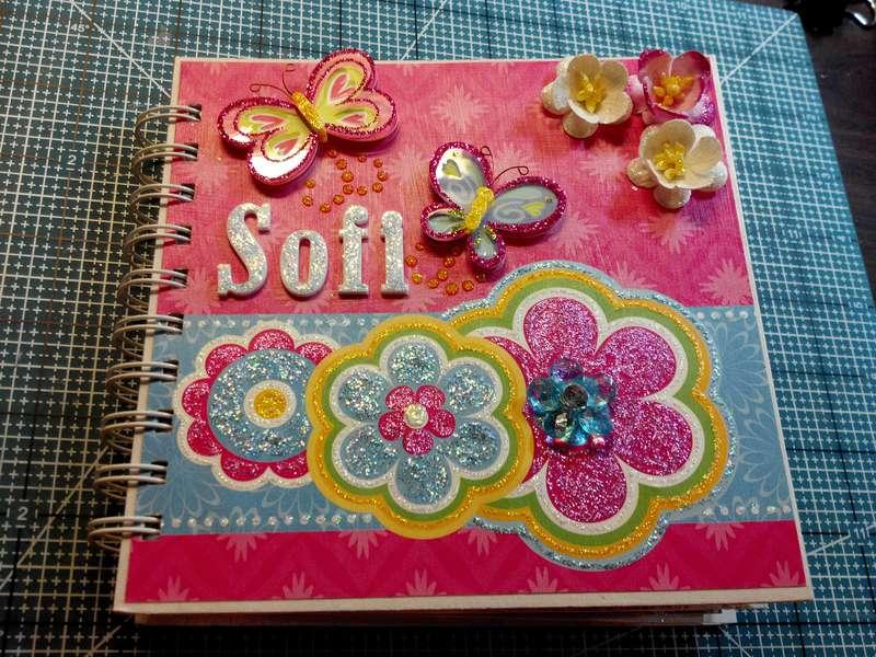 Little Girl's Journal - Super Cute