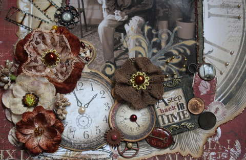 A Step back in Time Detail