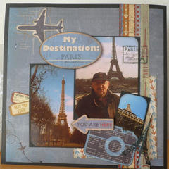 Destinastion Paris