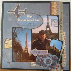 Destinastion Paris