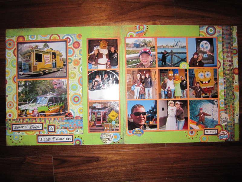 Islands of Adventure and Universal Studios