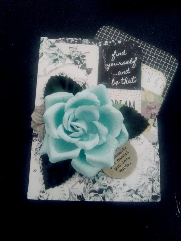 Double pocket birthday/gift card