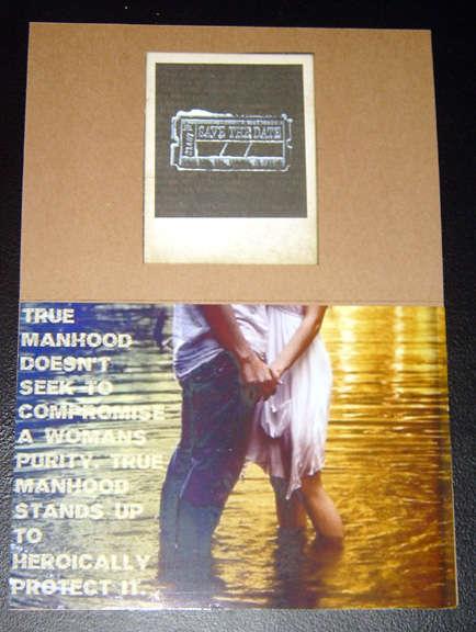 enCOURAGEment (inside card)