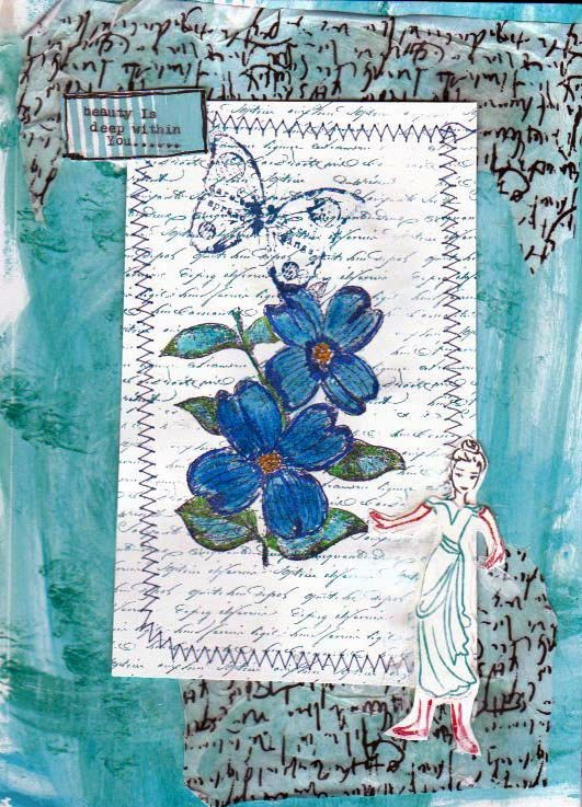 Art Journal - Beauty