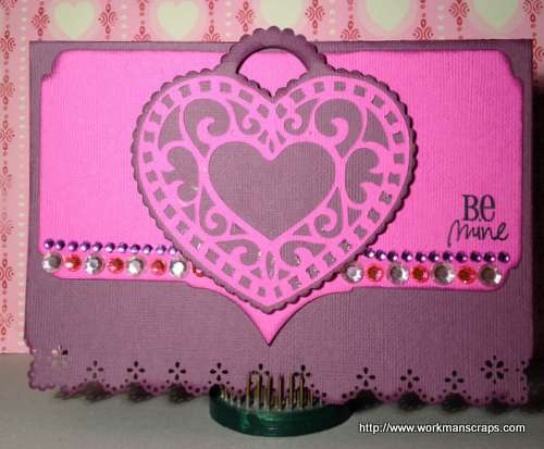 Be Mine ***Twisted Cards #93***