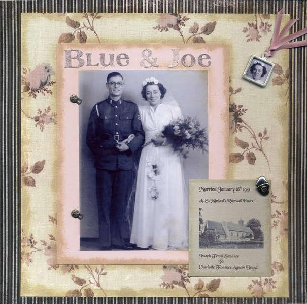 Charlotte & Joseph 1941