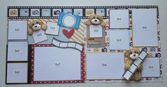 Snapshot tear bear Layout