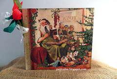 Graphic 45 Christmas Album