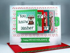 You Know Dasher...