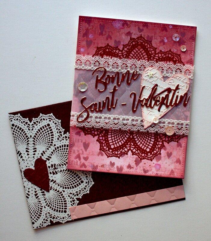 A Valentine Doily