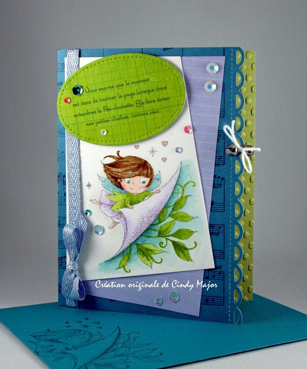 Tinker Bell is Turning the Page...