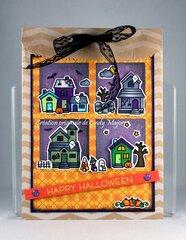 Spooky Village Treat Bag