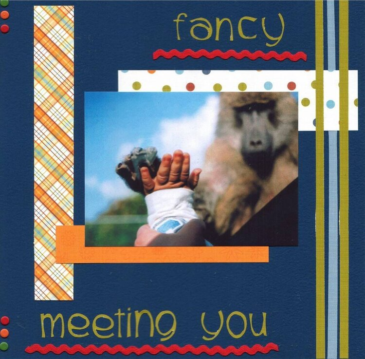 Fancy meeting you