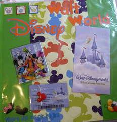 Disney Title Page