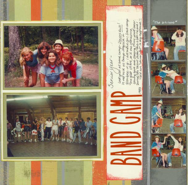 Band Camp - Senior Year
