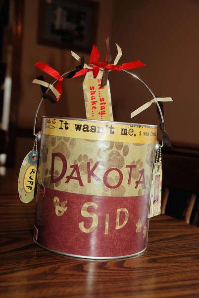 Dakota & Sid