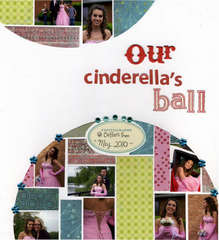 Our Cinderella's Ball