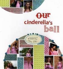 Our Cinderella's Ball