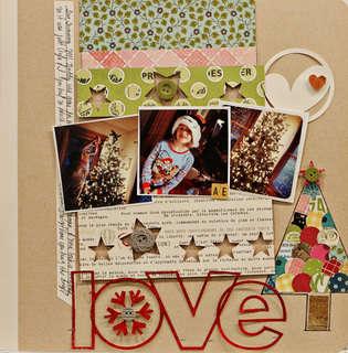 Studio Calico January Kit - County Fair - Love