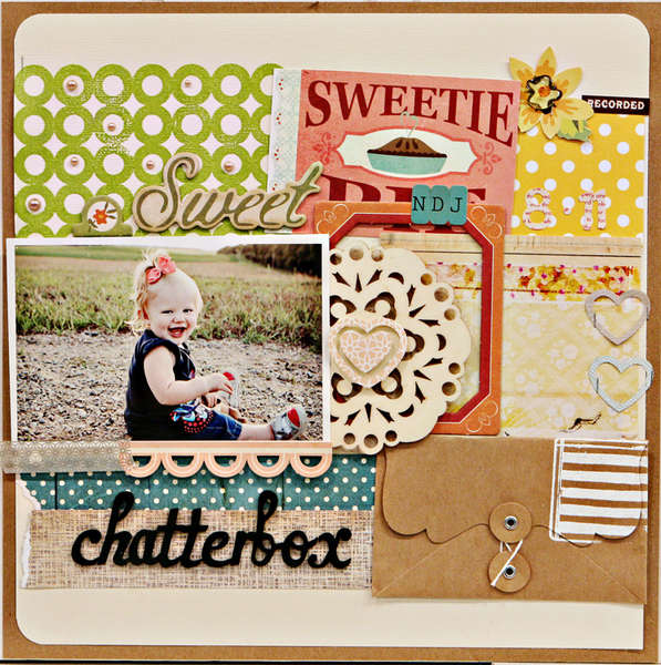 Studio Calico October Kit - Field Guide - Chatterbox