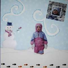 Walkin' In A Winter Wonderland - Right