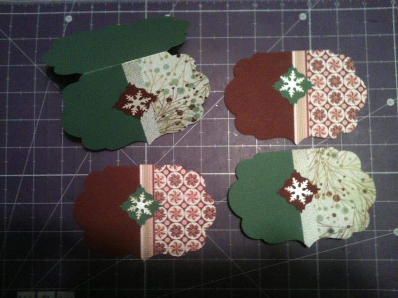 Christmas Cards for Ms. Pebbles' Giganta Christmas Swap