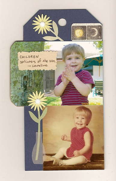 10 My Mother's 64th Birthday Tag Book