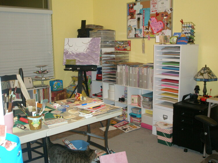 Scraproom Before