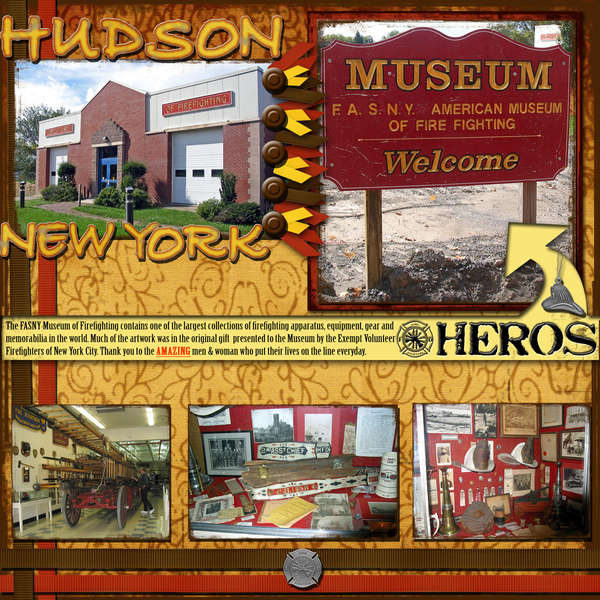 American Museum of Fire Fighting