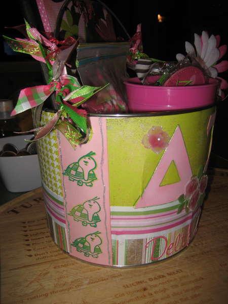 Side of Bucket