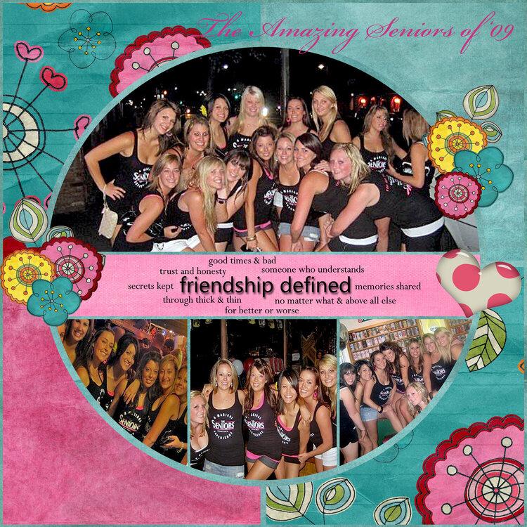 Friendship defined