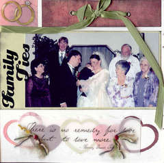 "Gran's Album- Page 6 ""Family Ties"""