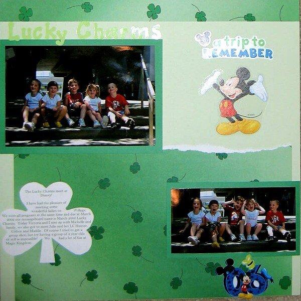 Disney World May 2006