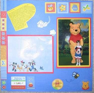 Winnie the Pooh, Disney October 2005